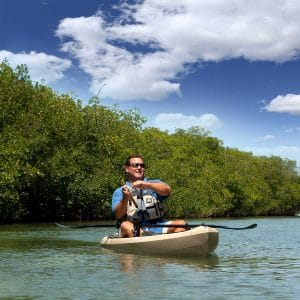 Inshore and Offshore Kayak Fishing