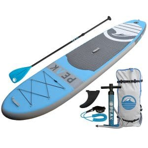 Peak Inflatable Stand Up Paddle Board