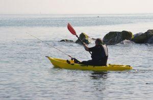 kayak fishing gear tips